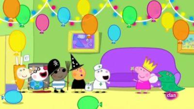 Dibujos Animados De Pepa Pig fiesta