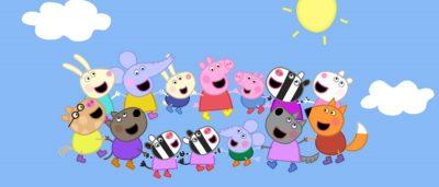 Dibujos Peppa Pig Para Imprimir amigos