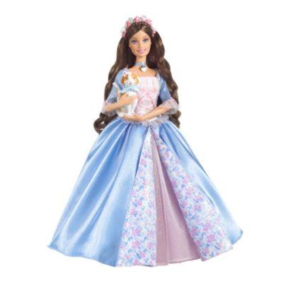 Imágenes De Barbie Princesa castaña