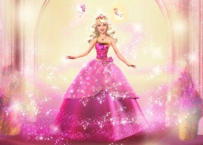 Imágenes De Barbie Princesa rosa