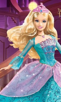 Imágenes De Barbie Princesa una