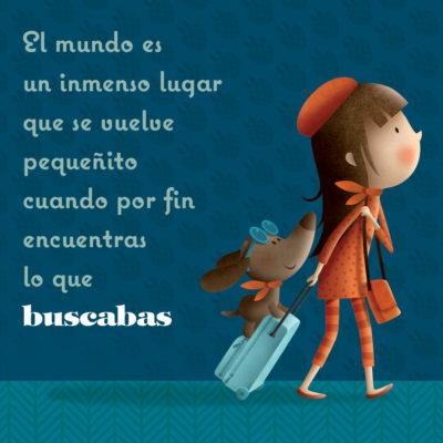 Imágenes De Muñecas Con Frases maleta
