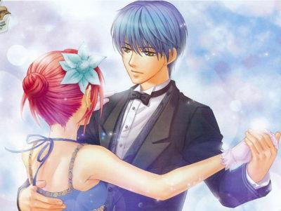 imagenes de muñecas anime romanticas