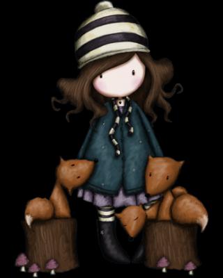 imagenes de muñecas gorjuss animales