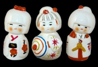 imagenes de muñecas japonesas tres