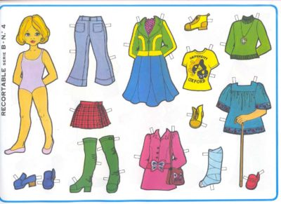 imagenes de muñecas para vestir rubia