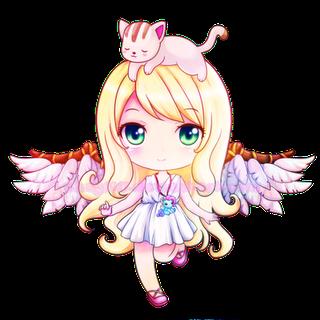 imagenes de muñequitas animadas alas