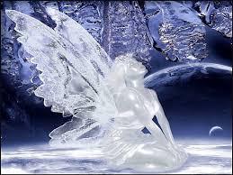 Imágenes de hadas enamoradas del hielo