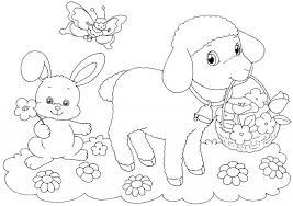 Imágenes infantiles para colorear en clase
