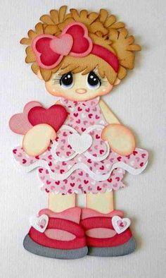 descargar muñecas gratis bonitas fomi