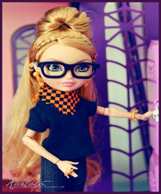 imágenes de muñequitas con lentes