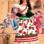 Hermosas Muñecas Típicas Mexicanas Cultura Mexicana