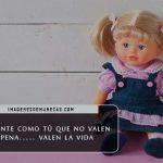 Imágenes De Muñecas Con Mensajes Bonitos De Amor