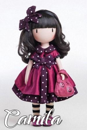 Imágenes de muñecas con nombres de personas