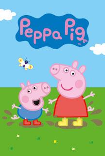 Dibujos Animados De Peppa Pig En Español y hermano