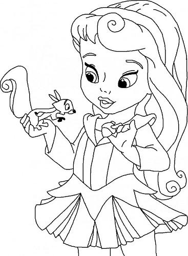 Dibujos De Muñecas Bonitas Para Dibujar Y Pintar Imágenes De