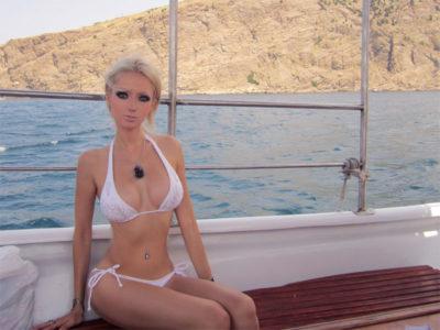 Fotos De Valeria Lukyanova cuerpo