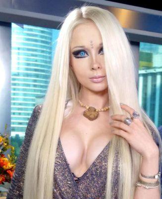 Imágenes De La Mujer Barbie rostro