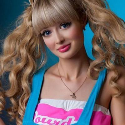 Imágenes De Las Barbies Humanas rizos