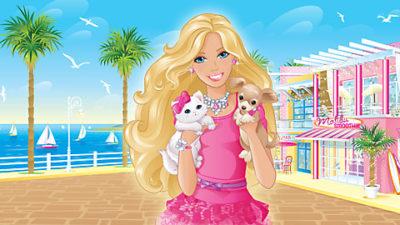 Imágenes De Las Barbies mascotas