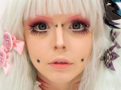 Imágenes De Maquillaje De Muñeca cara