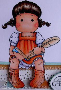 Imágenes De Muñecas De Caricaturas niña