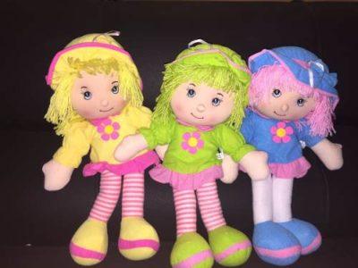imagenes de muñecas de trapo tres