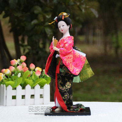 imagenes de muñecas japonesas porcelana