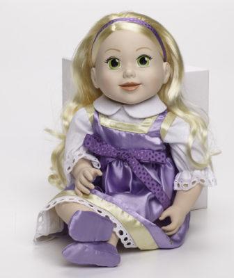 imagenes de muñecas preciosas rubia