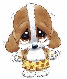 imagenes de muñecos tiernos cachorro