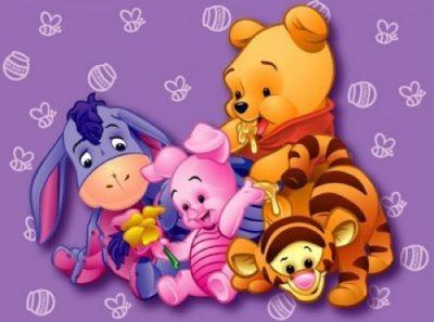 imagenes de muñecos tiernos winnie pooh