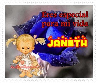 imagenes de muñequitas con frases janeth