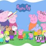 Dibujos Para Imprimir De Peppa Pig Y Sus Amigos