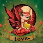 Lindas Imágenes De Hadas De Amor Para Enamorados