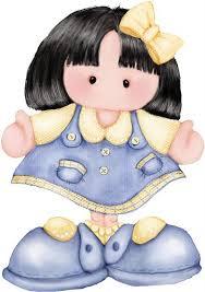 imagenes bonitas de muñecas para perfil MOÑA