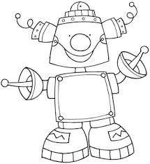 imagenes de juguetes para colorear robots