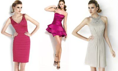 imagenes de vestidos bonitos cortos