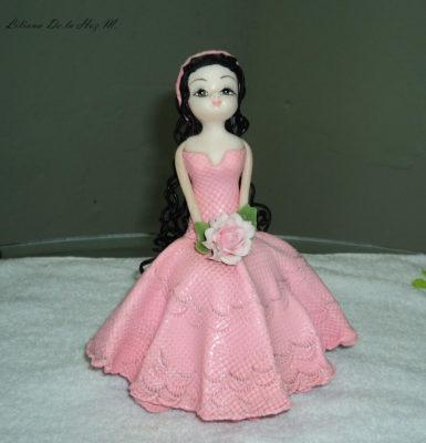 muñecas quinceañeras en porcelanicron