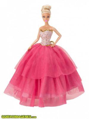 muñecas vestidas de quince años barbie