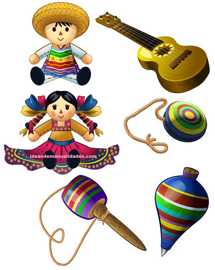 Imagenes De Juguetes Tradicionales Mexicanos Cultura Mexicana