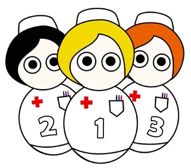 imagenes-de-enfermeras-para-colorear-con-numeros
