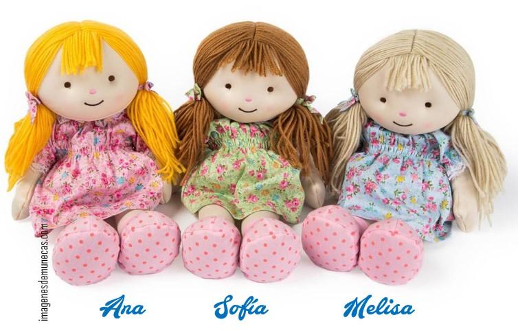 imágenes de muñecas con nombres de mujeres