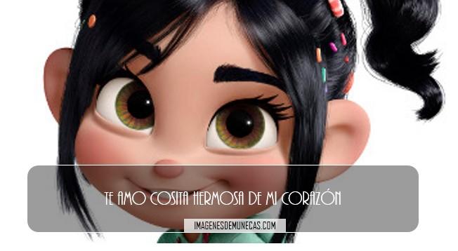 muñecas con frases de amor