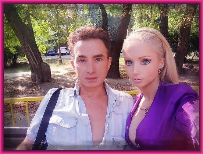barbie y ken humanos