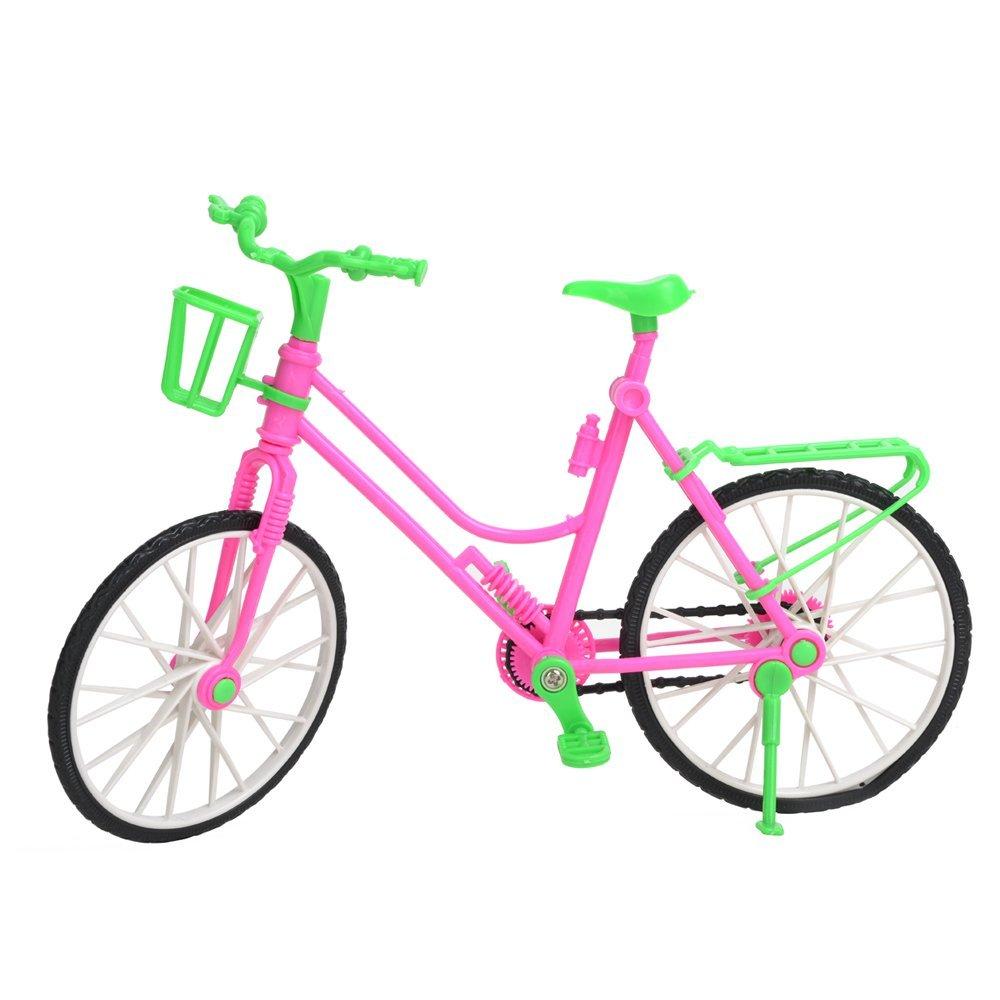bicicleta de la barbie
