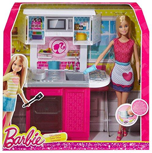 cocina de la barbie