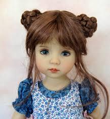 hermosa muñeca