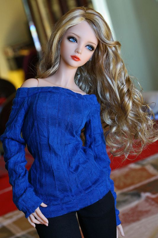 muñeca modelo