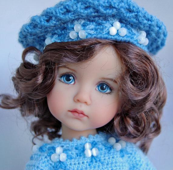 muñeca muy tierna