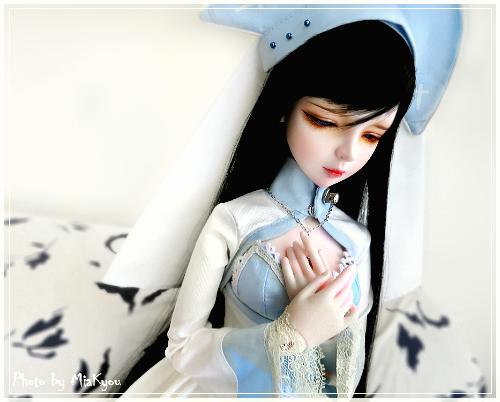 muñecas tiernas